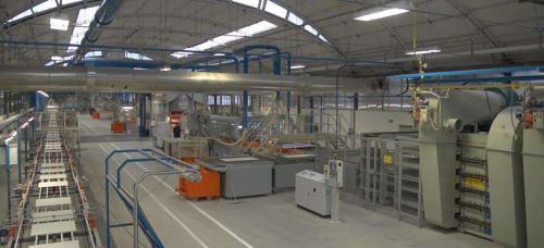 柳泰克空压机在大型陶瓷企业应用