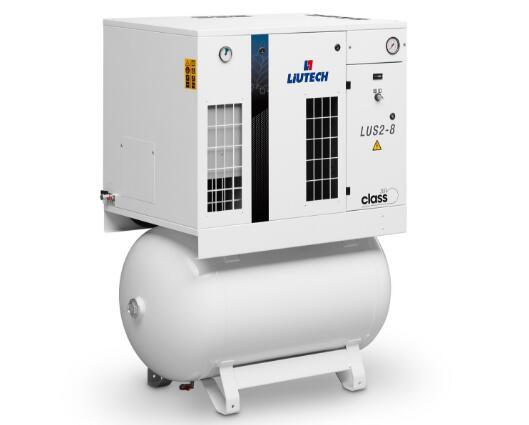 LUS无油涡旋空压机