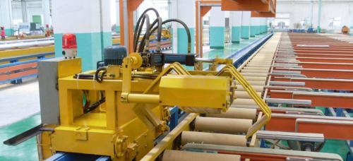 柳泰克螺杆式空压机在大型铝材厂应用