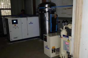 无油涡旋空压机在广东医药行业应用