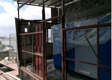 柳泰克在混凝土行业使用低压空压机的案例分享