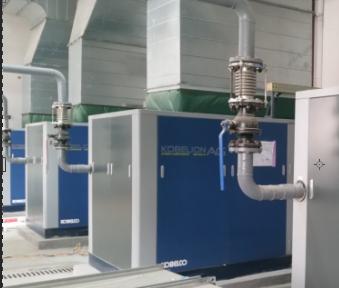 广东某上市公司使用节能空压机的案例分享