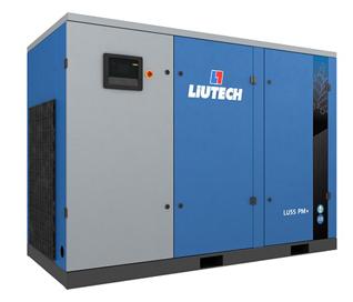 LU11-75PM+超高效油冷永磁变频空压机