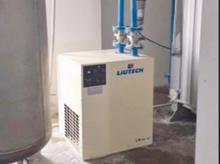 「中山空压机」关于静音无油空压机的误区分析