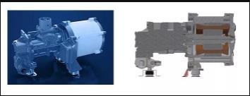油冷永磁变频空压机配件