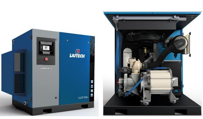 LU30-37kW PM+超高能效油冷永磁系列变频机组