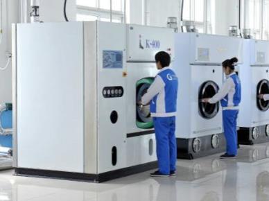 LIUTECH柳泰克空压机应用于洗涤行业