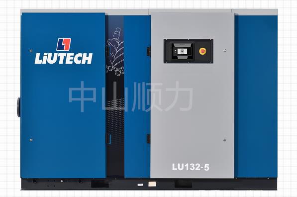 柳泰克节能空压机应用于水泥行业