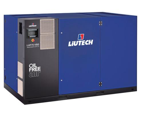 LUF55-90无油螺杆空压机