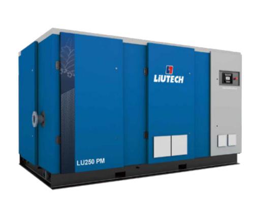 LU系列螺杆空压机(110~560KW)