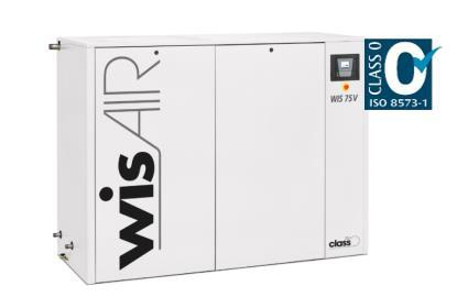 WIS水螺杆无油双螺杆空压机工作原理及特点